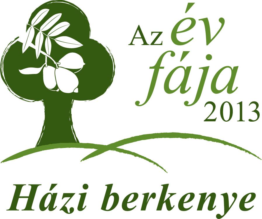 Év fája logó 2013